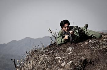 摄影故事:缅甸冲突前线