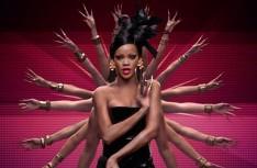 蕾哈娜为新歌拍摄MV