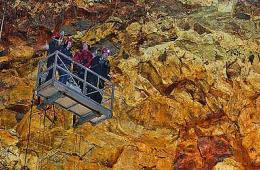 冰岛推火山内部探险之旅