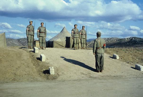 朝鲜战争老照片