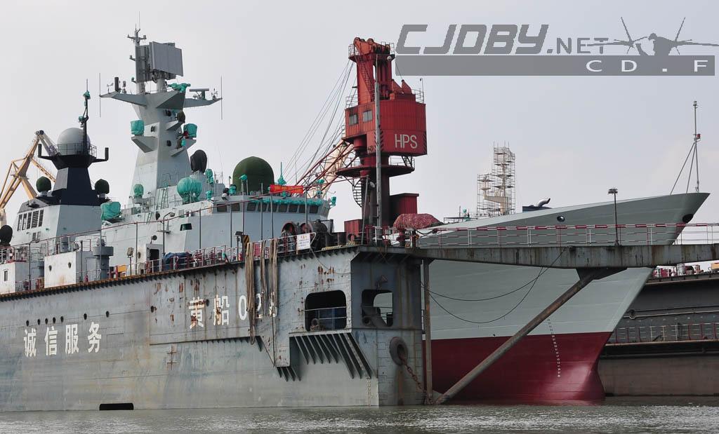 中国054A型护卫舰迎来小十四