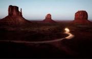 风光摄影:神秘的UFO之地