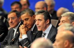 北约峰会在芝加哥开幕