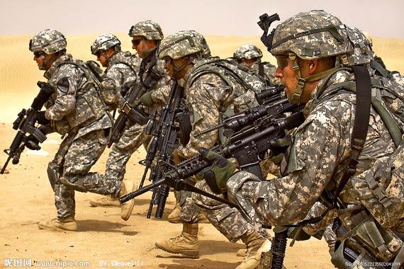 美国专家:中国不会和平崛起 中美都在准备战争(图)
