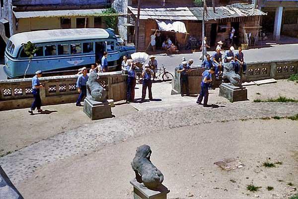 20世纪50年代台湾彩照
