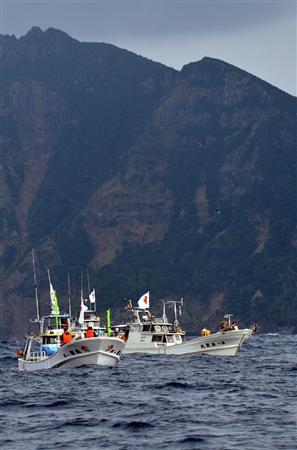财经资讯_日本议员在钓鱼岛海域举行钓鱼大会_国际新闻_环球网