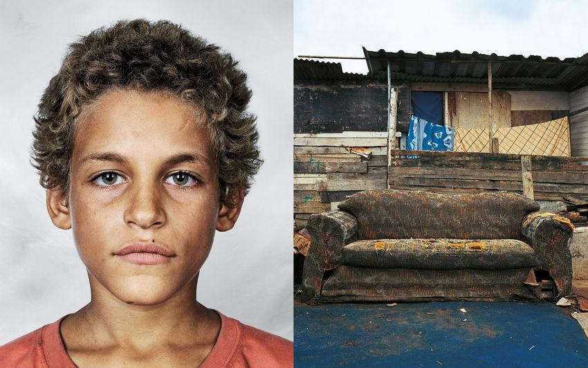 人像摄影:孩子们睡觉的地方