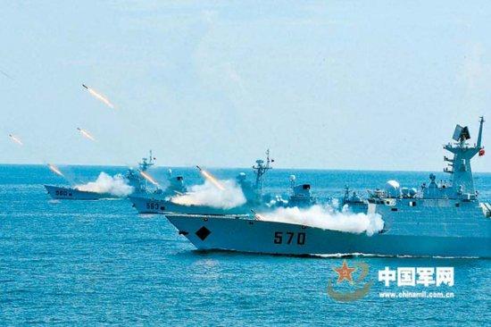 中国海军怒言接管海南 - 逍遥客 - 逍遥客