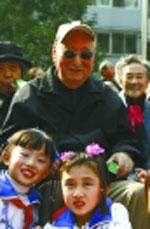 陈强参加活动