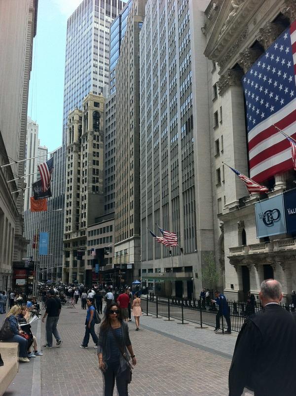 社会资讯_美国纽约国庆街景_财经_环球网