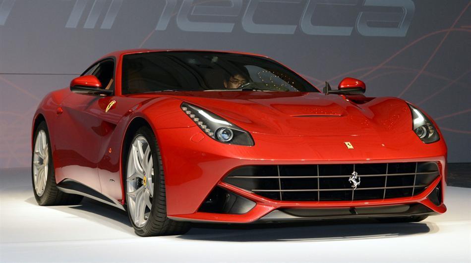 """法拉利日本表示,新研发的引擎与车体轻量化成就了这款""""高清图片"""