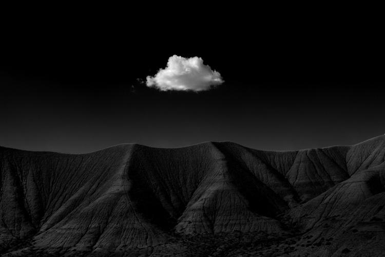 风光摄影:触及灵魂的黑白风景