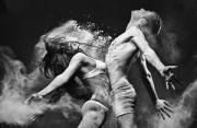 人像摄影:迸裂的黑白情愫