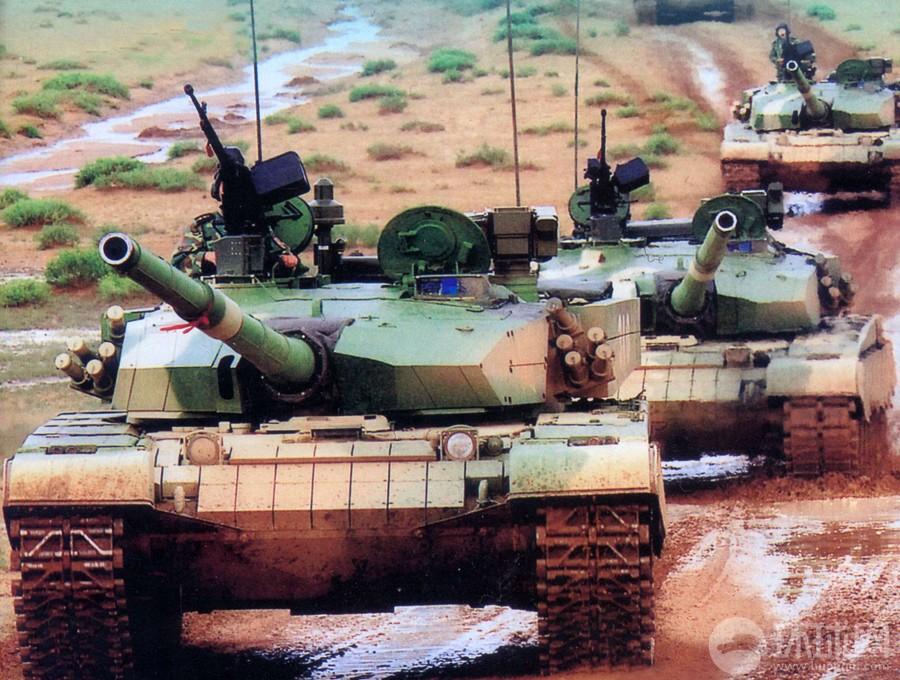 日本 钓鱼岛/解放军新一代轻型坦克震撼曝光性能世界第一(15/20)