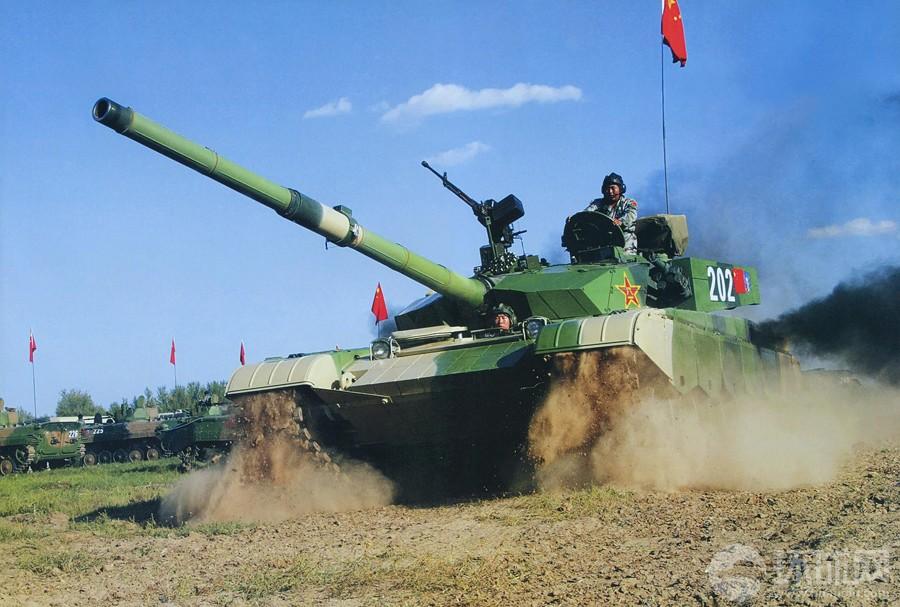 北京 震撼/解放军新一代轻型坦克震撼曝光性能世界第一(20/20)
