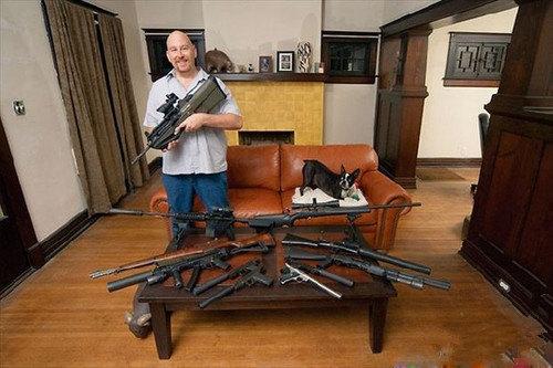 寒竹:勿神圣化美国的持枪文化