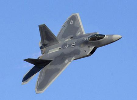 F-22走出缺氧癥陰影解除限飛令即將部署日本