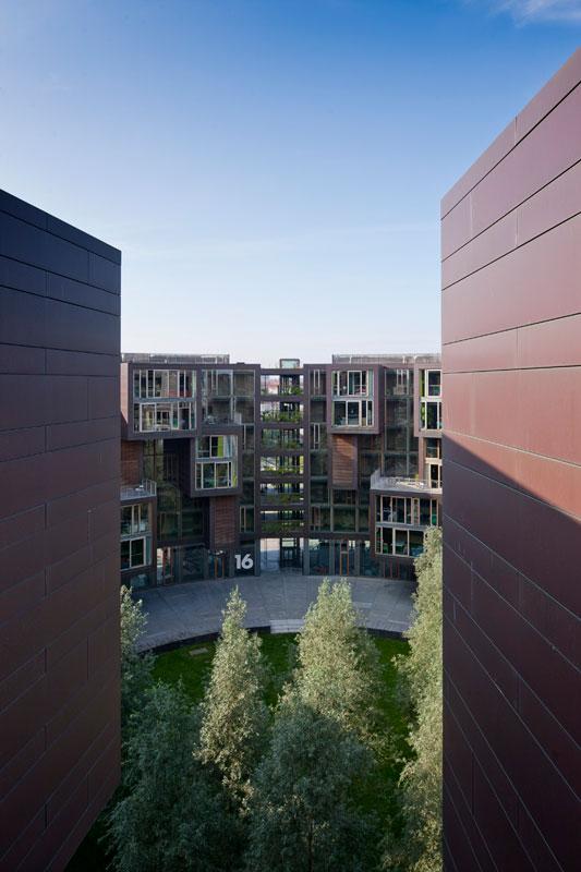 全球最酷大学宿舍 源自中国土楼