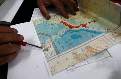 日本旧图:钓鱼岛属台