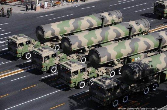 震撼!西方竟如此曝光中国军力五大未解之谜