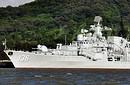 中国海军新舷号蛮好看