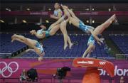 体育摄影:多重曝光的运动时刻