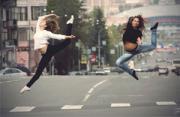 人像摄影:舞动青春