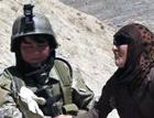 阿富汗女特种兵见过没