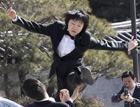 韩国总统女保镖很彪悍