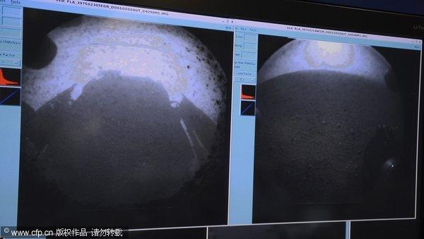 NASA火星探测器 好奇 号已确认登陆火星