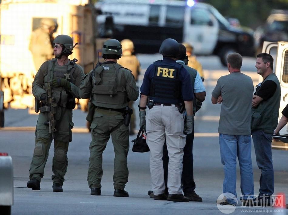 美国 枪击案/美国再发血腥枪击案惊动FBI(8/14)