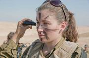 不爱红装爱武装:实拍以色列女兵野外训练