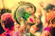 风光摄影:彩色胡里节