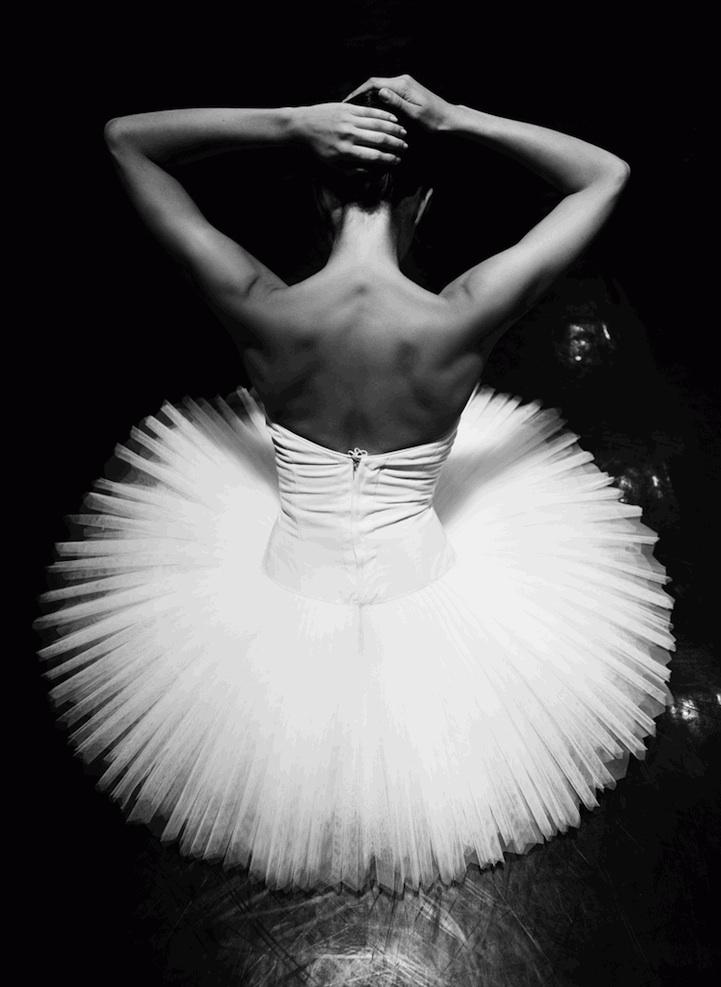 人像摄影:芭蕾舞者
