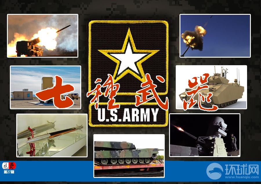 最新台海形势分析_更高更强:美国陆军统治世界大地的七种武器_军事_环球网