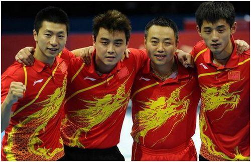年轻人挑大梁--从中国乒乓球队卫冕看伊利做乳