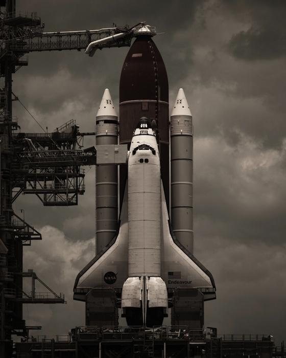 纪实摄影:最后的航天飞机