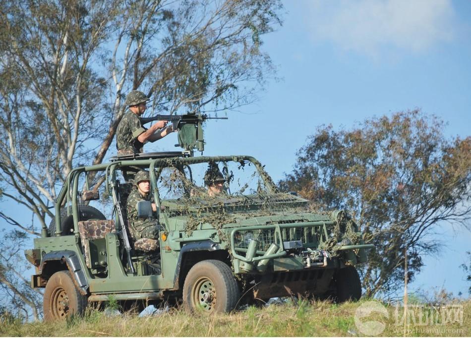 巴西自研军用越野车型号丰富