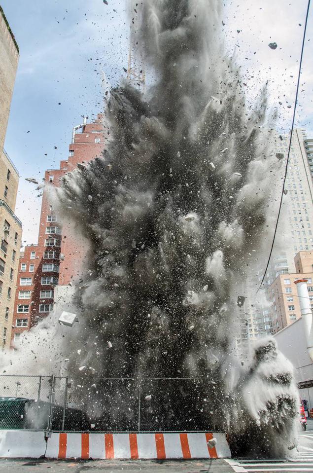 社会资讯_纽约地铁线施工爆炸 无人伤亡(图)_国际新闻_环球网