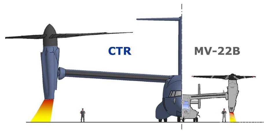 谁说直升机没有未来?美科幻旋翼机震撼登场