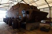 二战苏军坦克出水修复
