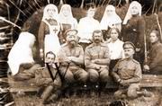 一战中的俄国贵族旧照
