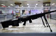 北京地铁查获物里竟有狙击枪