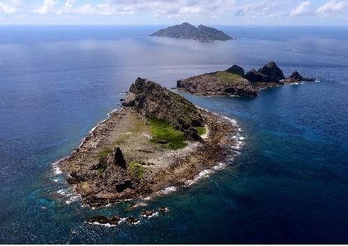 环球网 国际新闻 独家 正文     钓鱼岛及其周边附属岛屿,由近及远