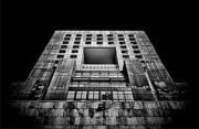建筑摄影:黑建筑