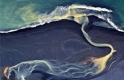 风光摄影:火山河