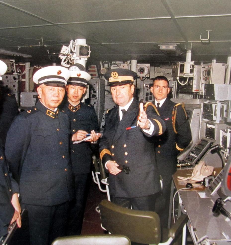 刘华清/刘华清上将:中国不建航母我死不瞑目(21/33)