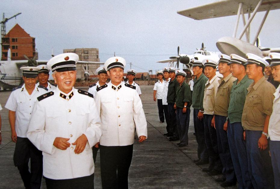 上将:中国不建航母 我死不瞑目 军事