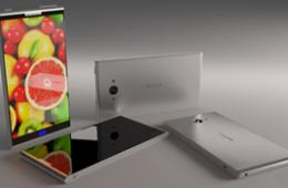 魅族也玩概念机:无边框金属磨砂机身+三防功能