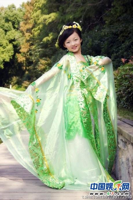 95后童星大变身林妙可变残小张柏芝小刘涛美